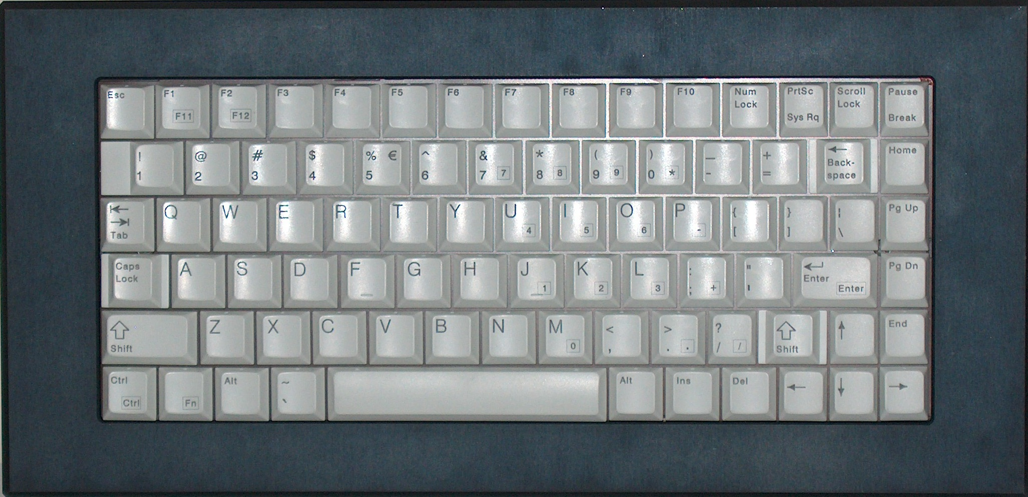 Industrial Keyboard